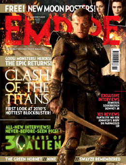 Empire Magazine - Click image for subscription details