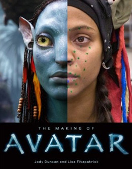 The Making of Avatar (Hardcover) - click for details