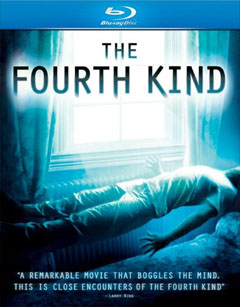 The Fourth Kind Blu-ray