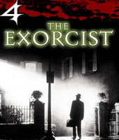 Number 4 - The Exorcist 1973 - Average Rank Score: 6.22, Appears in 9 Polls