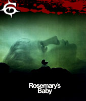 Number 6 - Rosemary's Baby 1968 - Average Rank Score: 8.86, Appears in 7 Polls