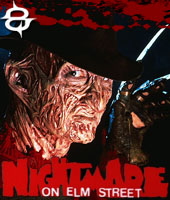 Number 8 - A Nightmare on Elm Street - Average Rank Score: 10.83, Appears in 6 Polls