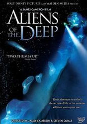 Aliens of the Deep DVD - Click for details