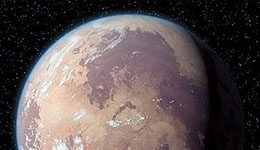 Sci-Fi Planet: Tatooine from Star Wars