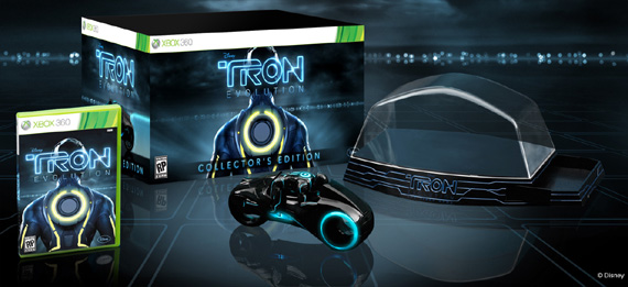 TRON: Evolution Collector's Edition