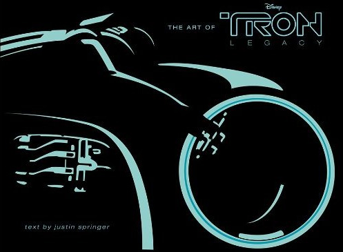 The Art of Tron: Legacy [Hardcover] - click for ordering details