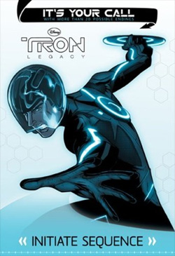 Tron: Legacy: It's Your Call: Initiate Sequence [Paperback] - click for details